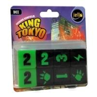 King of Tokyo Dice