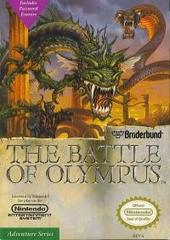 Battle of Olympus The
