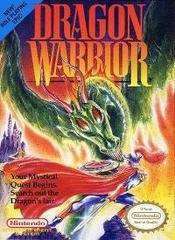 Dragon Warrior (Butterscotch Label)