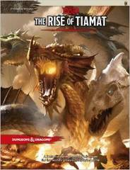 D&D 5E The Rise of Tiamat HC