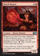 Brood Keeper - Foil