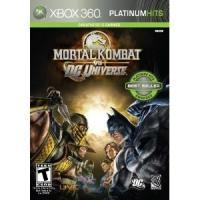 Mortal Kombat vs DC Universe - Platinum Hits