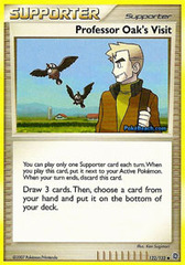 Professor Oak's Visit - 122/132 - Uncommon
