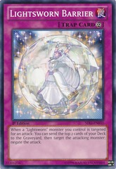 Lightsworn Barrier - SDLI-EN031 - Common - 1st Edition