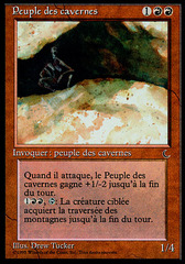Cave People (Peuple des cavernes)