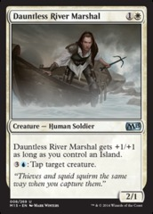 Dauntless River Marshal - Foil