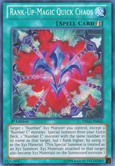 Rank-Up-Magic Quick Chaos - DRLG-EN042 - Secret Rare - Unlimited Edition