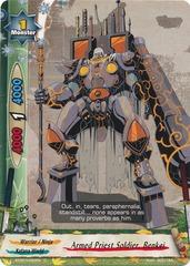 Armed Priest Soldier, Benkei - BT02/0092 - C