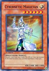 Cybernetic Magician - CRV-EN016 - Super Rare - 1st Edition