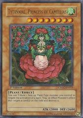 Tytannial, Princess of Camellias - CSOC-EN029 - Ultra Rare - 1st Edition
