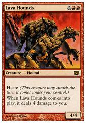 Lava Hounds