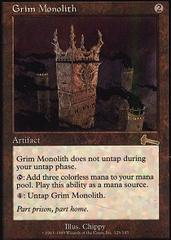 Grim Monolith on Channel Fireball