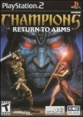 Champions - Return to Arms (Playstation 2)