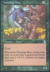 Hunting Moa