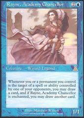 Rayne, Academy Chancellor