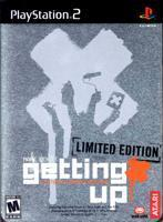 Marc Ecko's Getting Up: Contents Under Pressure Limited Edition
