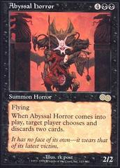 Abyssal Horror on Ideal808