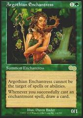 Argothian Enchantress on Channel Fireball