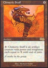 Chimeric Staff