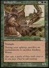 Endless Wurm