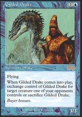 Gilded Drake on Channel Fireball