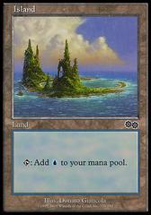 Island (338) on Channel Fireball
