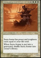 Serra Avatar on Channel Fireball