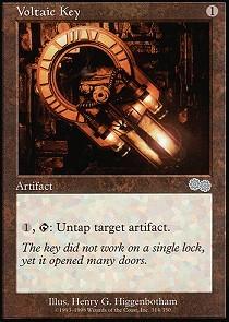 Voltaic Key