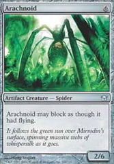 Arachnoid on Channel Fireball