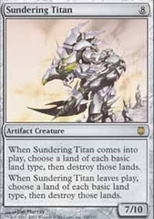 Sundering Titan on Ideal808