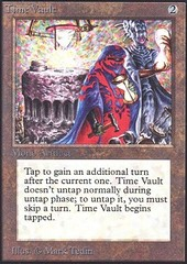Time Vault on Channel Fireball