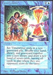 Timetwister on Channel Fireball