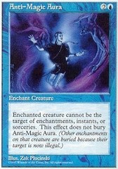 Anti-Magic Aura on Channel Fireball