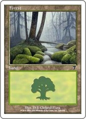 Forest (328) on Channel Fireball