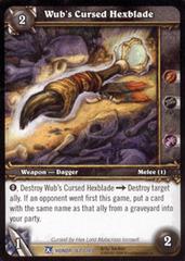 Wub's Cursed Hexblade