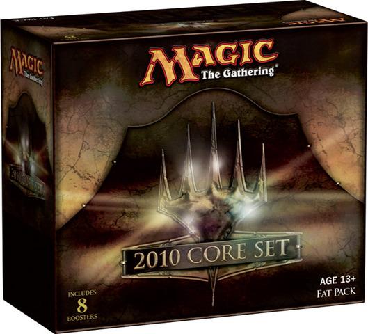 Magic 2010 Fat Pack