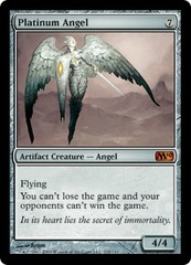 Platinum Angel (M10)