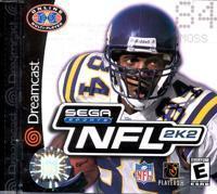 NFL 2K2 Sega Sports