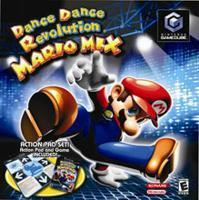 Dance Dance Revolution: Mario Mix