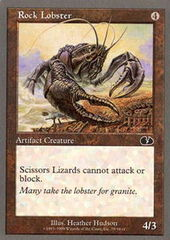 Rock Lobster on Channel Fireball