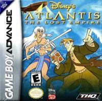 Atlantis: The Lost Empire, Disney