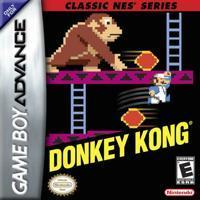 Donkey Kong Classic NES Series