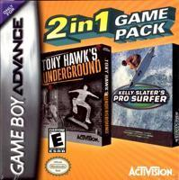 Tony Hawk/Kelly Slater's