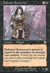 Dakmor Sorceress on Channel Fireball