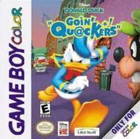 Disney's Donald Duck: Goin' Qu@ckers