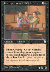 Corrupt Court Official on Channel Fireball