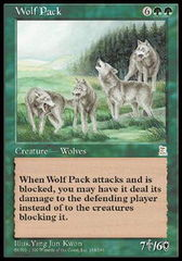 Wolf Pack on Channel Fireball