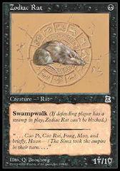 Zodiac Rat