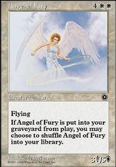 Angel of Fury on Channel Fireball