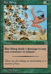 Bee Sting on Channel Fireball
